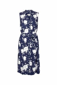 Womens Hobbs Blue Kimberley Dress -  Blue