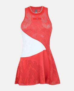 Stella McCartney RED Red Tennis Dress, Women's, Size L