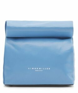 Lunch Bag 20 Small Leather Clutch