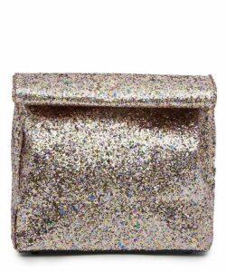 Lunch Bag 20 Small Glitter Clutch