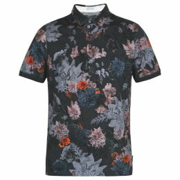 Ted Baker SS ALL OVER PRINTED POLO