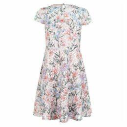 Kensie Floral Dress Ld92