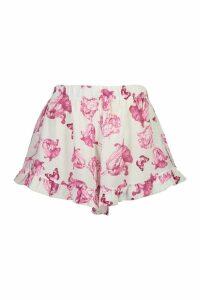 Womens Flippy Short - Pink - 14, Pink