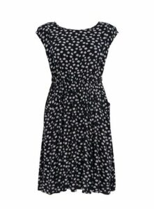 **Scarlett & Jo Navy Floral Dress, Navy