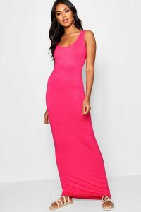 Womens Maxi Dress - red - 18, Red