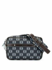 Loewe Pre-Owned Anagram belt bag - Blue