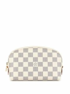 Louis Vuitton Pre-Owned Pochette PM cosmetic pouch - White