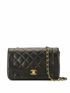 Chanel Pre-Owned 1995's Diana Chain bag - Black