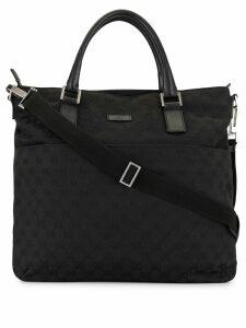 Gucci Pre-Owned GG Supreme tote - Black