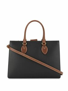 Gucci Pre-Owned Linea A satchel - Black