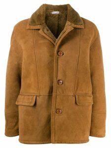 A.N.G.E.L.O. Vintage Cult 1980's shearling coat - Brown