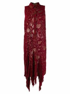 Romeo Gigli Pre-Owned 1997'S GIGLI DRESSES - Red