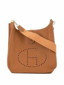 Hermès Pre-Owned Evelyne GM shoulder bag - Brown