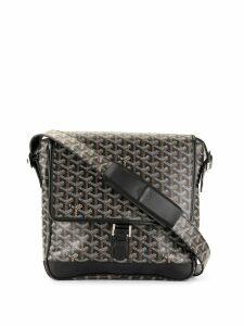 Goyard Pre-Owned Grand Aba messenger bag - Black