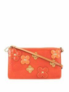 Louis Vuitton Pre-Owned Fleurs Lexington handbag - Orange
