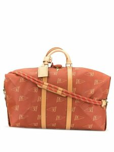 Louis Vuitton Pre-Owned LV Cup 95's Kabul travel bag - Brown