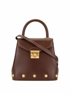 Salvatore Ferragamo Pre-Owned Icon 2way bag - Brown