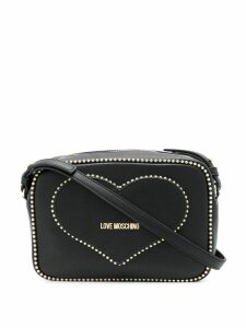 Love Moschino studded belt bag - Black