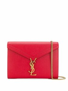 Saint Laurent medium Cassandra shoulder bag - Red