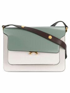 Marni Medium Trunk shoulder bag - White
