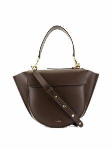 Wandler Hortensia shoulder bag - Brown