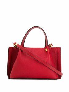 Valentino Valentino Garavani VCHAIN tote bag - Red