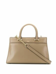 DKNY shoulder handbag - Neutrals