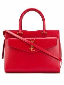 Saint Laurent Uptown tote bag - Red