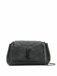 Saint Laurent small Nolita shoulder bag - Black