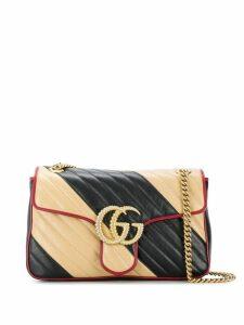 Gucci GG Marmont shoulder bag - Neutrals