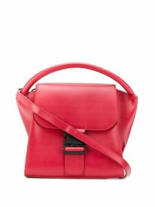 Zucca buckled tote - Red