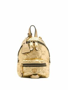Moschino Teddy Bear mini backpack - Gold