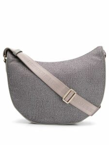 Thomas Tait medium Luna shoulder bag - Grey