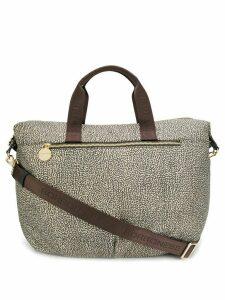 Borbonese Large handbag - Neutrals