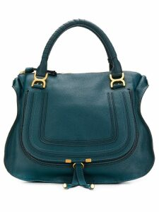 Chloé Marcie satchel bag - Blue