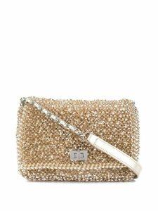 Anteprima Lucchetto wirebag mini cross body - Gold