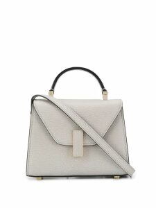 Valextra Iside micro bag - Grey