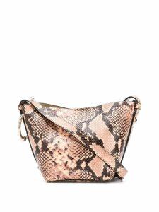 Rebecca Minkoff mini Kate bucket bag - Neutrals