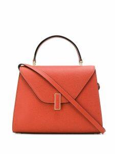Valextra Iside cross body bag - Orange