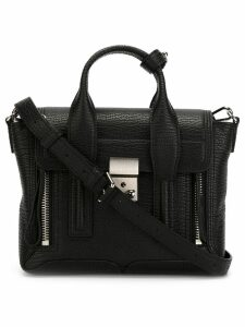 3.1 Phillip Lim Pashli Mini Satchel - Black