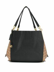 Coach Dalton Blocking handbag - Black