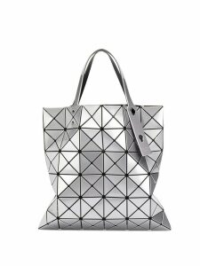 Bao Bao Issey Miyake geometric tote - Silver