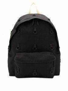 Eastpak x Raf Simons ring embellished backpack - Grey