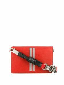 Rick Owens Larry crossbody bag - Red