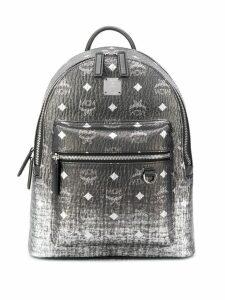 MCM Visetos gradient backpack - Silver