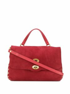 Zanellato Postina L tote bag - Red