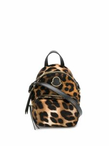 Moncler Kilia mini backpack - Brown