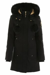 Moose Knuckles Fox Fur Parka