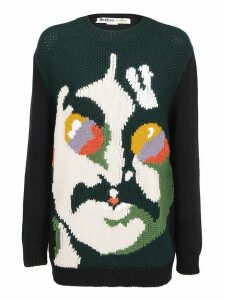 Stella Mccartney John Lennon All Together Now Sweater