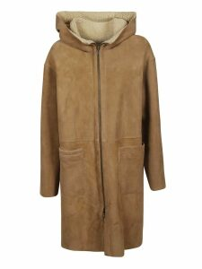 Salvatore Santoro Hooded Coat